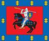 Drapeau de l'apskritis de Vilnius