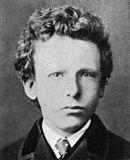 Vincent van Gogh à l'âge de 13 ans