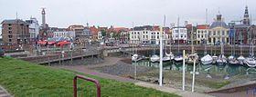 Le port de Vlissingen
