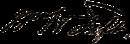 Firma de William Howard Taft