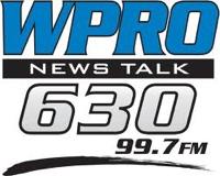WPRO logo