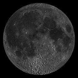 Face visible de la Lune