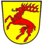Blason de Hirschhorn (Neckar)