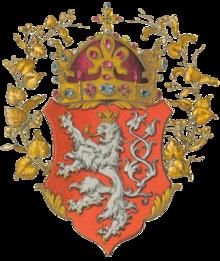 Escudo de Bohemia