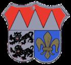 Blason du l'arrondissement de Wurtzbourg