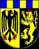 Wapen van Rhein-Hunsrueck-Kreises