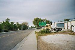 Image illustrative de l'article Wheatland (Wyoming)