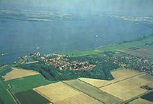 le Hollands Diep à Willemstad (photo: Rijkswaterstaat).