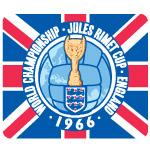 Logo der Fußball-Weltmeisterschaft 1966
