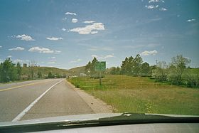 Image illustrative de l'article Lusk (Wyoming)