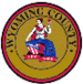 Seal of Wyoming County, New York