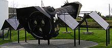 Cité de l'espace XMM-Newton mock-up
