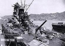 Sus cañones de 460 mm, el mayor calibre jamás embarcado