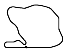 Zandvoort original layout