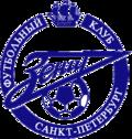 Logo du Zenit Saint-Petersbourg