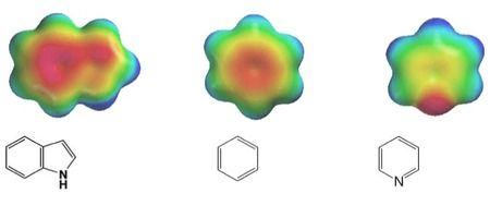 Electrostatic potential heterocycles.tif