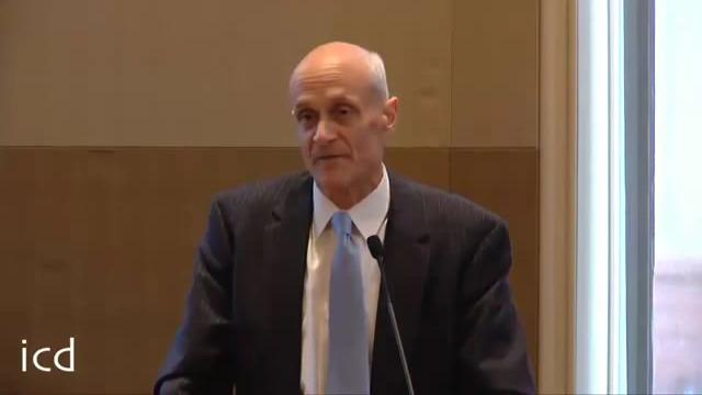 A Lecture by Michael Chertoff (Former Secretary of Homeland Security).theora.ogv