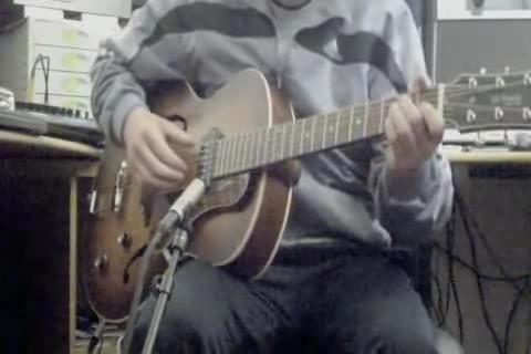 Bernd Voss - Copito Blues guitar.ogv
