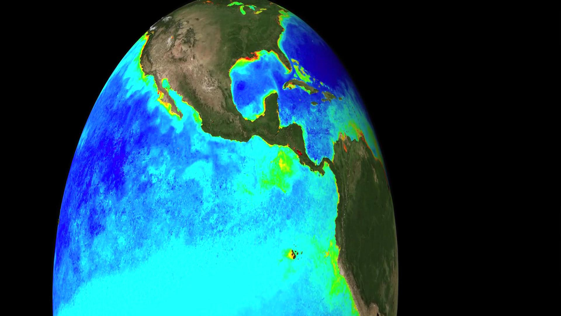 Biosphere Data 2000 through 2004.ogv