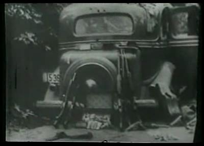 Bonnie and Clyde death scene.ogg