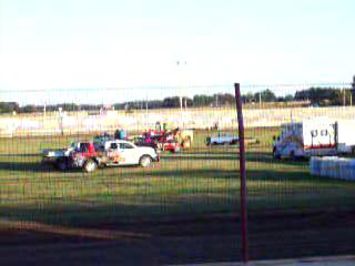 Brad Sweet Fast Qualifier 2008 Dodge County WI Fairgrounds.ogg