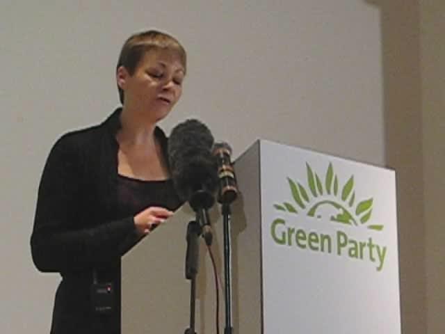 Caroline Lucas speech 20080906.ogg