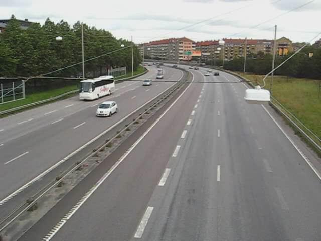 Changing lanes in Gothenburg ubt.ogv