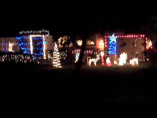 Christmas lights movie.theora