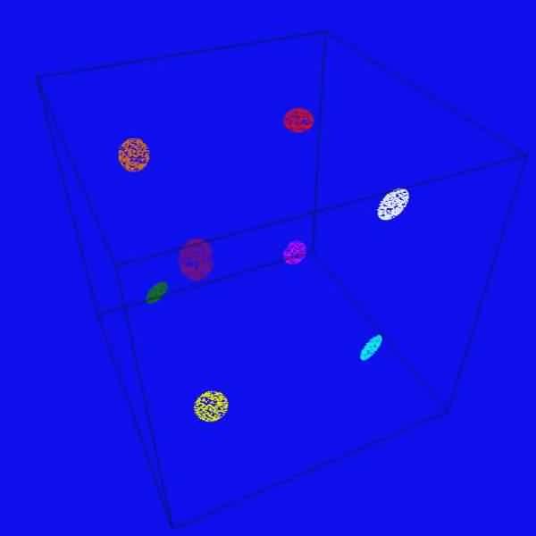 Closed Friedmann universe zero Lambda.ogg