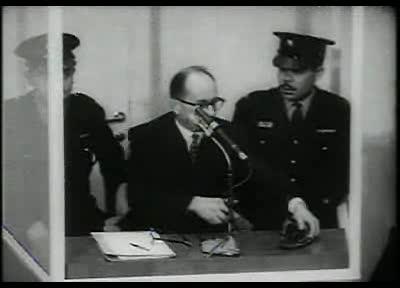 Eichmann trial news story.ogg