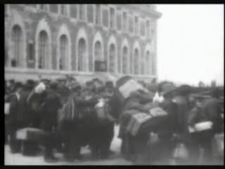 Ellis Island immigration footage.ogg