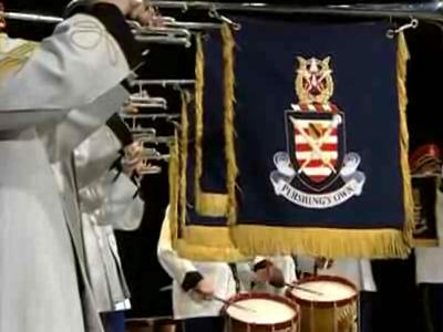 Hail to the Chief - U.S. Army Herald Trumpets.ogv