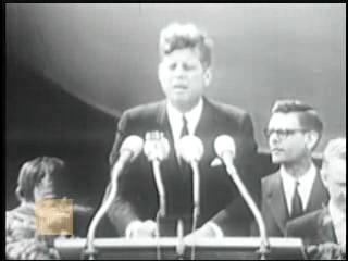 Ich bin ein Berliner Speech (June 26, 1963) John Fitzgerald Kennedy trimmed.theora.ogv