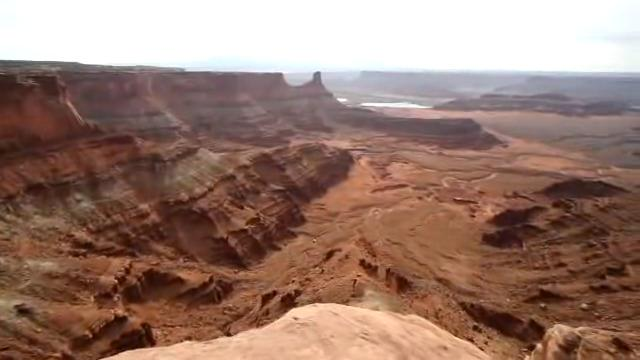 Overlook at Dead Horse Point.ogv