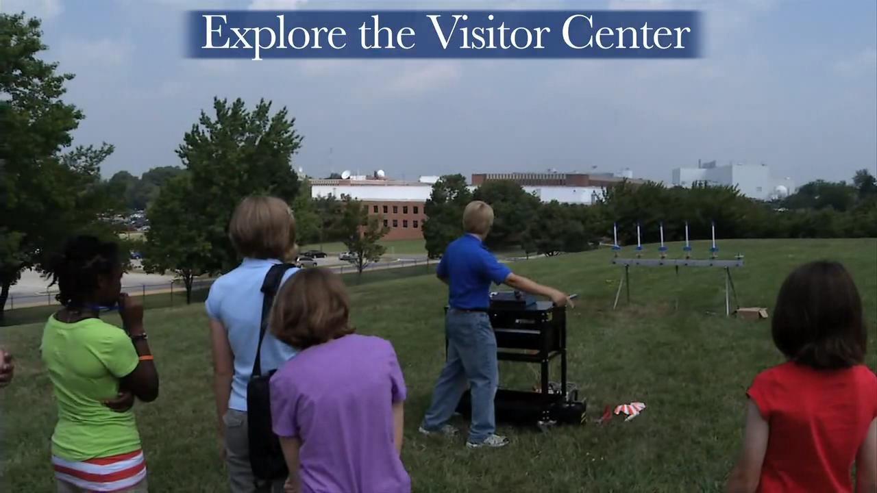 PSA for Goddard visitior center.ogv