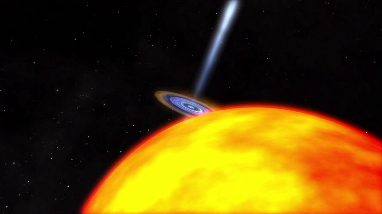 RXTE Detects Heartbeat Of Smallest Black Hole Candidate.ogv