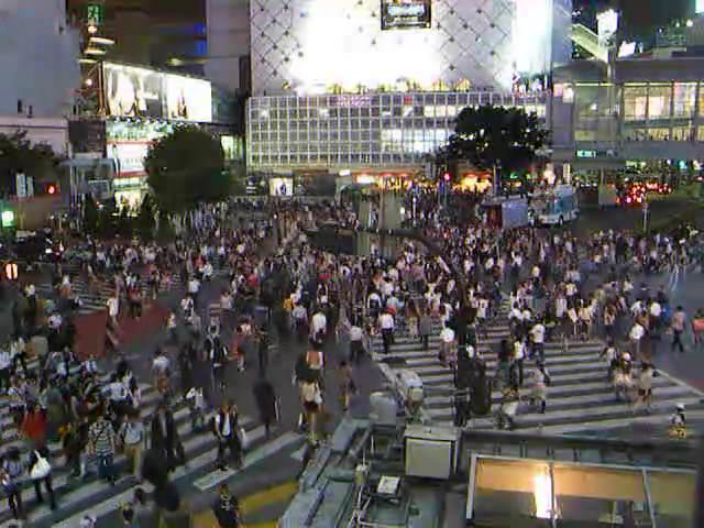 Shibuya Crossing.ogv