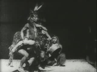 Sioux buffalo dance, 1894.ogg