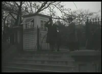 Woodrow Wilson at a parade, 1918.ogg