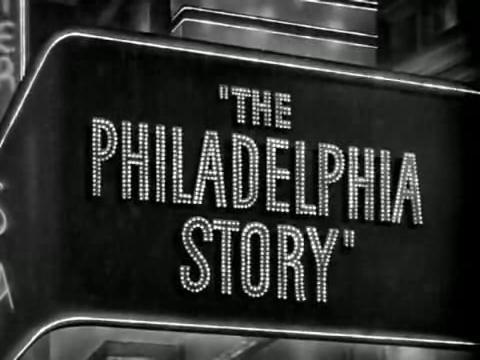 Philadelphia Story, The - (Trailer).ogv