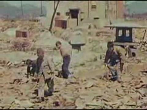 Hiroshima Aftermath 1946 USAF Film.ogg