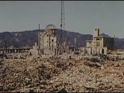 Physical damage, blast effect, Hiroshima, 1946-03-13 ~ 1946-04-08, 342-USAF-11071.ogv